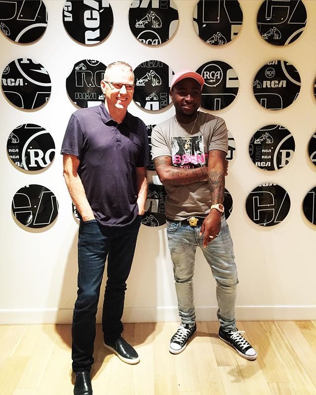 After Sony Music Deal, Davido Inks Another One With RCA