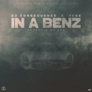 DJ Consequence - In A Benz ft. YCee