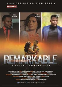 "Tope Tedela, Daniel K Daniel Star In New Movie ""Remarkable"" [See Trailer]"