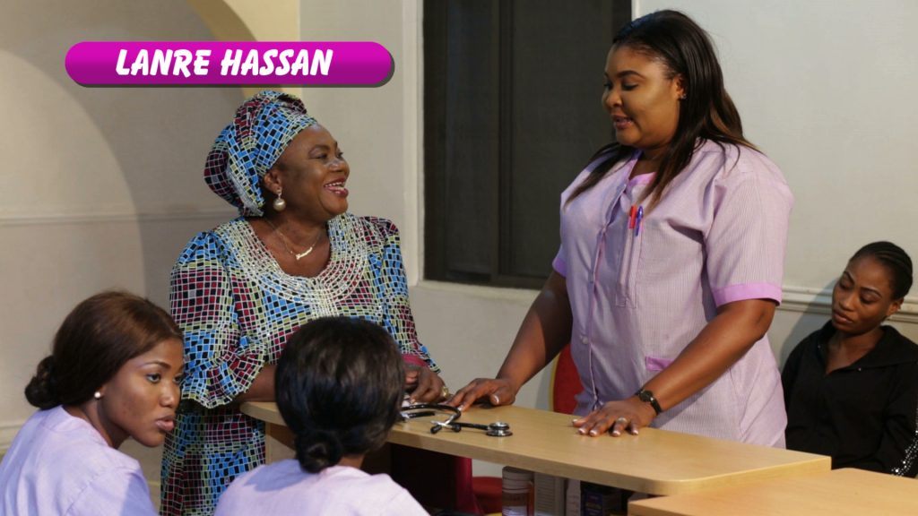 "Saheed Balogun, Kehinde Oshadipe, Jaywon In New Season Of Super Story, ""Stars & Scars"""
