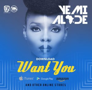 Yemi Alade - Want More (Prod. By Maleek Berry)