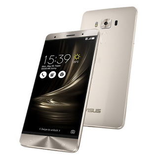 Asus Unveils Zenfone 3 Deluxe World's First Smartphone To Run On Snapdragon 821