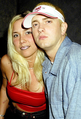 Chai! See What Drugs Did To Eminem's ex-Wife