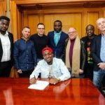 Davido About To Walk Out Of Sony Deal