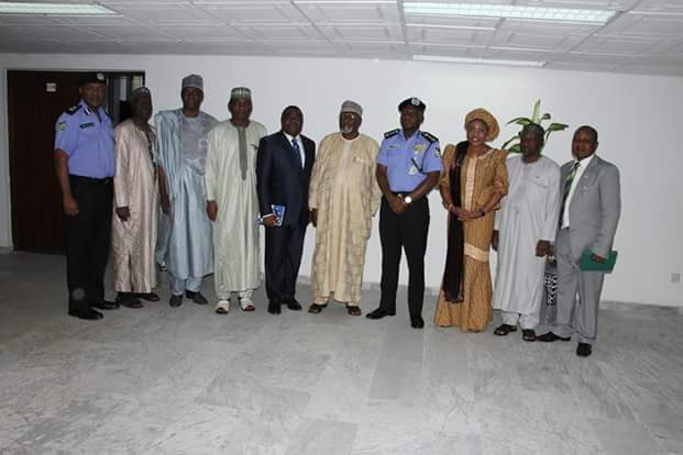 IGP Ibrahim Idris Visits DG Of DSS, Seeks His Collaboration In Fighting Insecurity