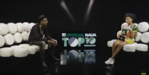 Kiss Daniel Walks Out Of Interview After Being Attacked By MTV Base Crew