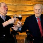 The World 's Oldest Male Twins Who Have No Children Or Wives Turn 103