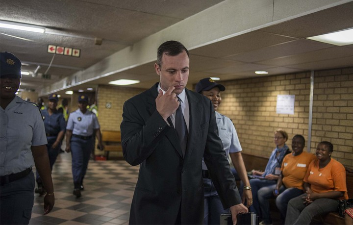 Interesting! Check Out Oscar Pistorius' Prison Single Room Cell