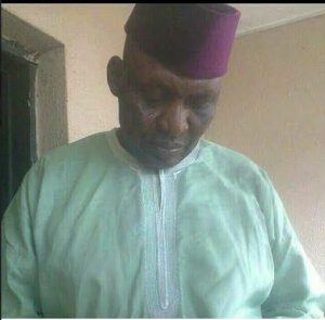 The deceased, Francis Ogbole