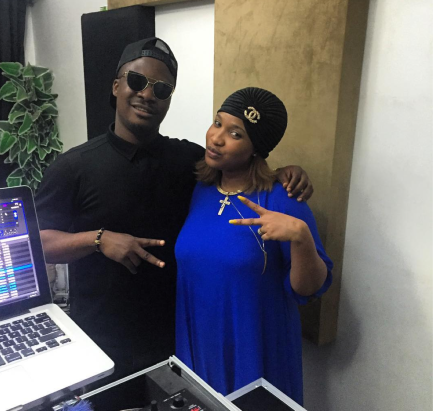 Tonto Dikeh Set To Release New Music With Jaywon