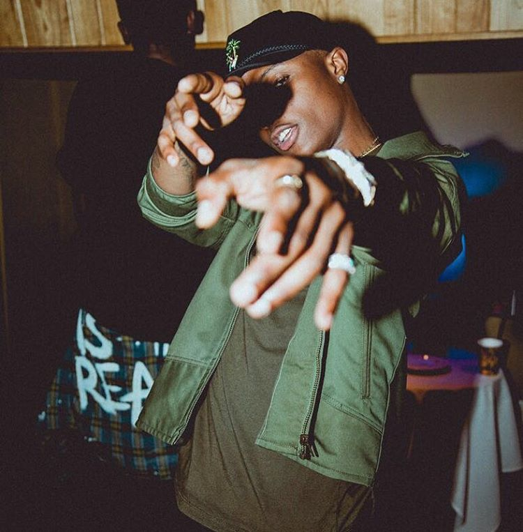 Wizkid Might Be The First Nigerian Musician To Win A Grammy Award