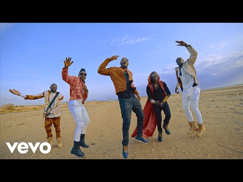 "2face Drops ""Oya Come Make We Go"" ft. Kenyan Band, Sauti Sol"