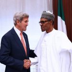 What Kerry Discussed With Buhari, 5 Governors