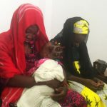 Migrant African Woman Gives Birth At The Sea After Being Rescued [PHOTOS]