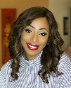 Actress, Dakore Egbuson Looking Flawless In New Makeup Photos