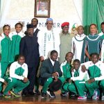 Three Nigerians Pull Records At Rio Olympics