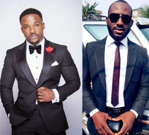 'Don't Ever In Your Whole Life Mention My Issue With Ubi On Your Show' - Iyanya Sparks At OAP In Leaked Phone Conservation