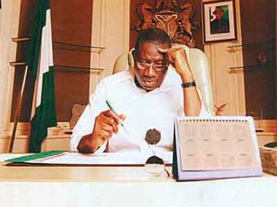 I Didn't Hand Over A Collapsed Nation To Buhari – Goodluck Jonathan