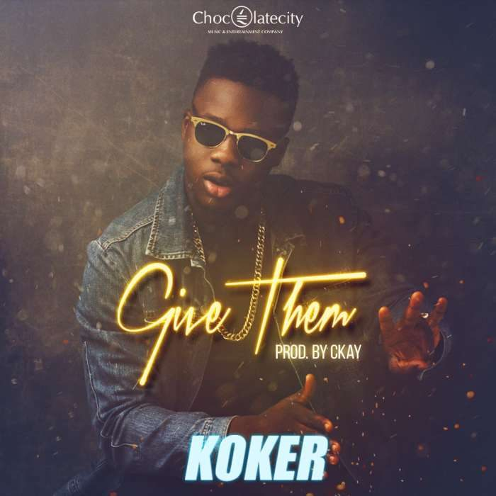 "Mr Do Something, Koker Strikes With Another One, ""Give Them"""
