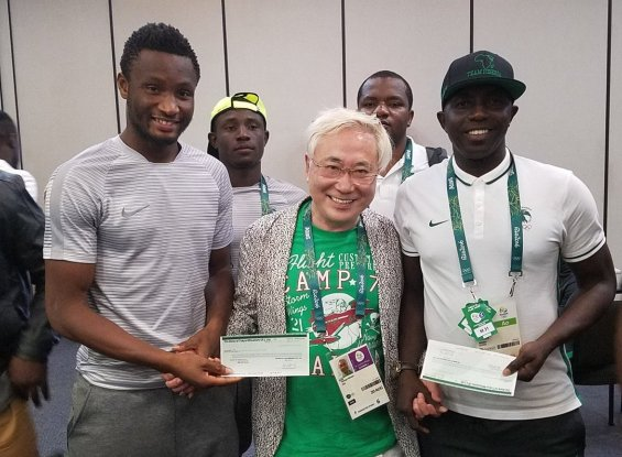Japanese Millionaire Fulfills His Promise, Gives $390k To U-23 Dream Team
