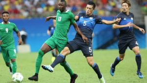 Japanese Businessman Promises $30,000 Each To Nigerian Footballer At Olympics