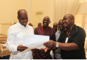 I Have No Personal Problem With Amaechi - Gov. Wike