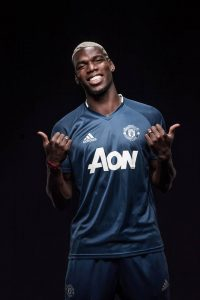 Man United Resigns Pogba For £89m World Record Fee
