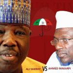 How Makarfi Beat Sheriff In Bid For PDP Convention