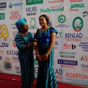 Veteran Actor, Jide Kosoko's Daughter, Sola Kosoko Looks Fab At A Movie Premiere