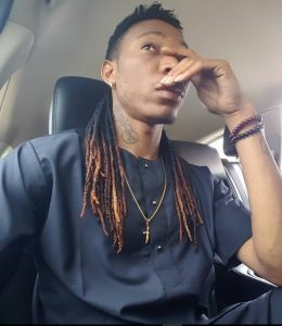 Solidstar Shows Off His Cute Son, King Josh