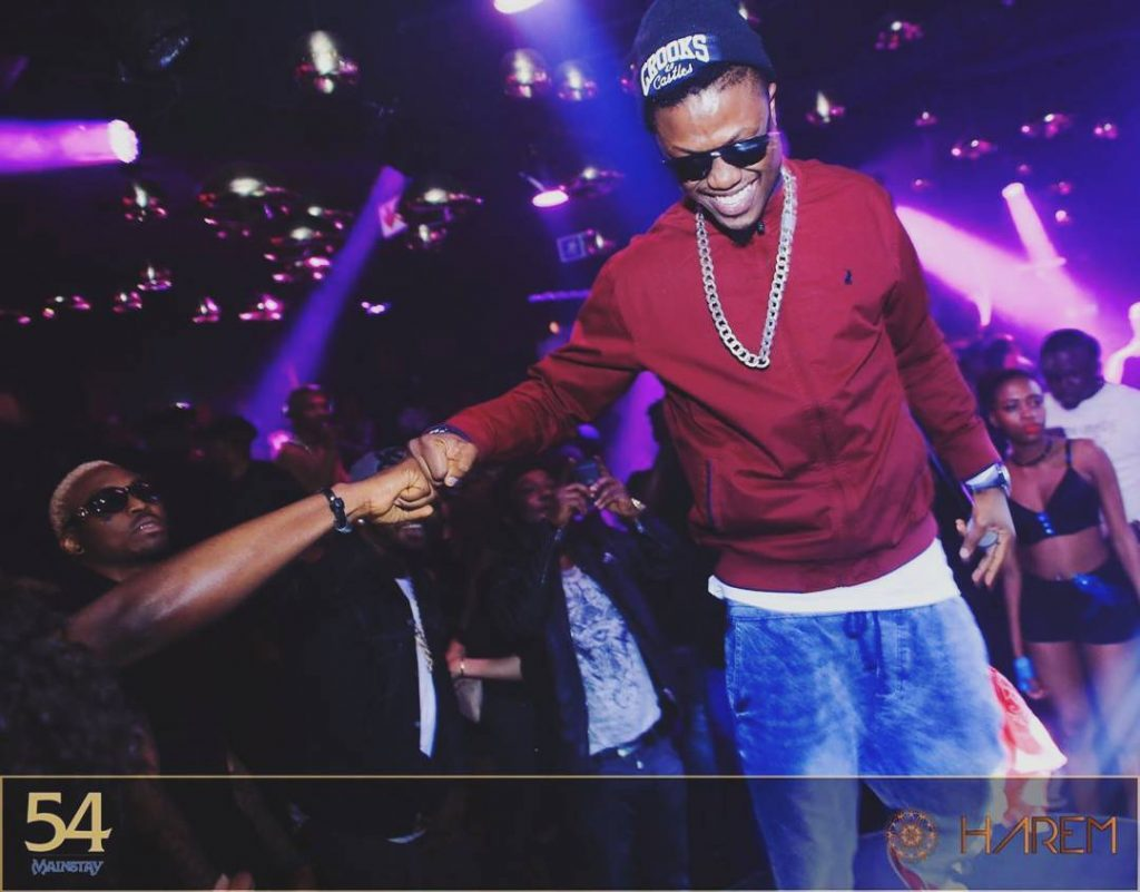 Vector Out With New Song Featuring Olamide