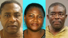 3 Nigerians Wanted In The US For Fraud [PICTURED]