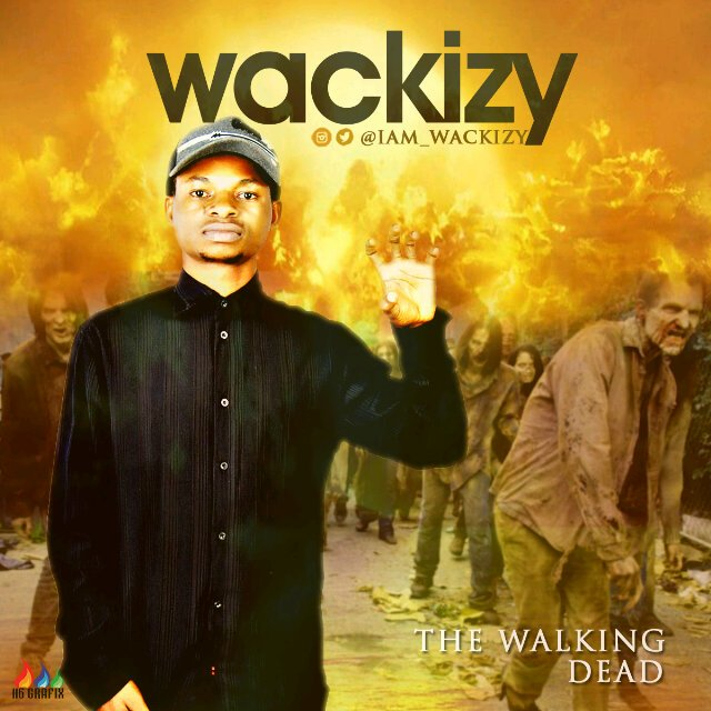 "Wackizy Emerges With ""Walking Dead"""