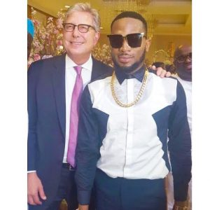 D'banj Meets Gospel Star, Don Moen [PHOTOS]