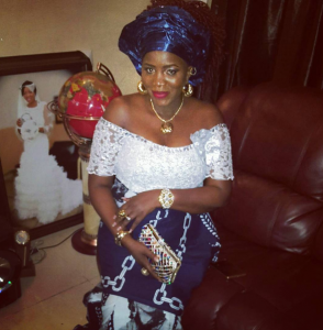 'Baby, I Can't Stop Loving You' - Mr. Ibu Gushes As He Shares Lovely Photos Of His Wife