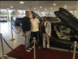 Controversial Pastor Who Returned From Heaven Buys Brand New BMW I8