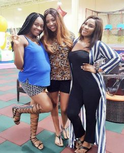 Baby Bump Slaying: Bovi And Julius Agwu's Wives In The US