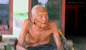 Meet The World's Oldest Man Who's Begging For Death