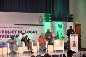 What Fashola, Adeosun, Lai Mohammed Said Today At Abuja Town Hall Meeting