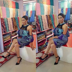 Adunni Ade In Her Shades Of Style