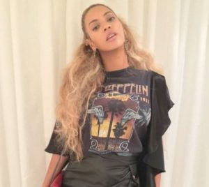 Beyonce Looks More Beautiful With Barely No Make-up