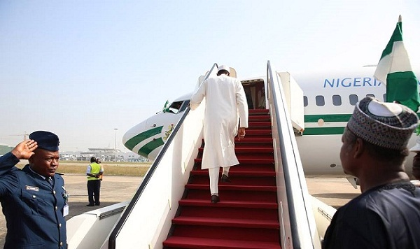 How Buhari Spent N5bn On Presidential Fleet In 15 Months