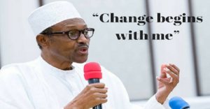[POEM] Buhari, Give Me My Change