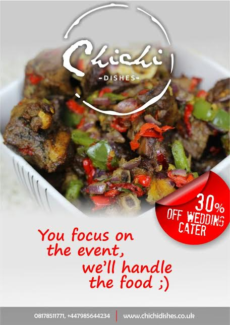 Get A Special Invite To 'Chichi Dishes' Tasting