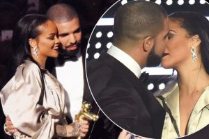 Drake And Rihanna Are Serious This Time