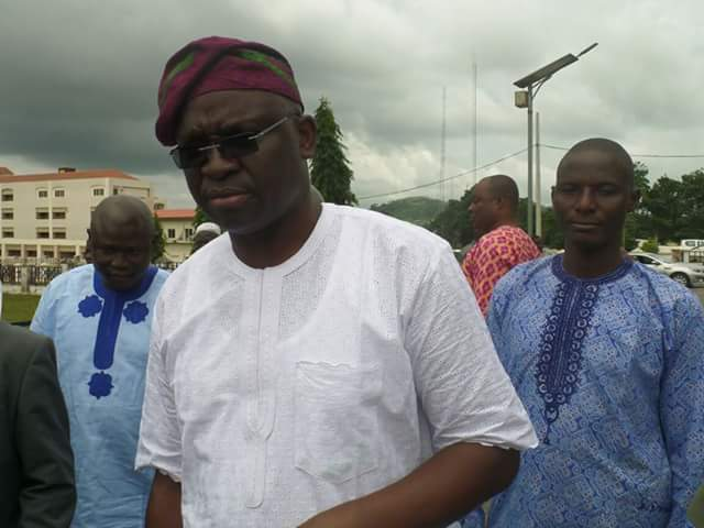 South-West PDP Rejects Fayose