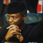 Vice President Osinbajo Blames Economic Recession On Pipelines Vandals