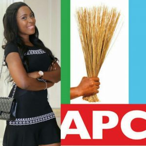 #EdoDecides: APC Slams Linda Ikeji Over 'Inciting Post'