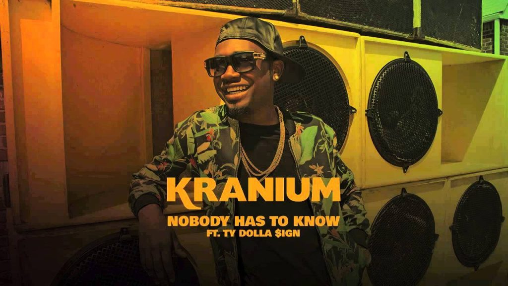 Kranium – Nobody Has To Know ft. TY Dolla $ign