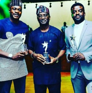 Odunlade Adekola wins award in Houston, Texas